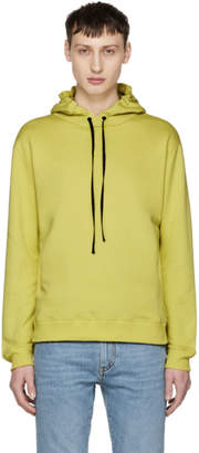 Saint Laurent Yellow Hoodie