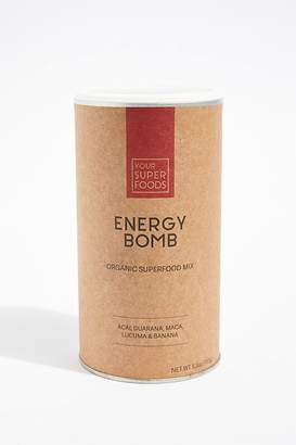 Your Super Energy Bomb Mix