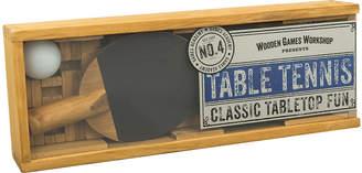 Professor Puzzle - Table Tennis Game