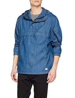 G Star Men's Xpo Hooded Anorak Jacket,Medium