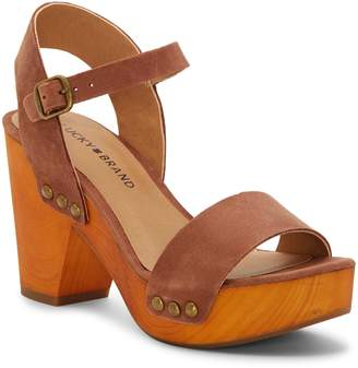 Lucky Brand Trisa Platform Sandal