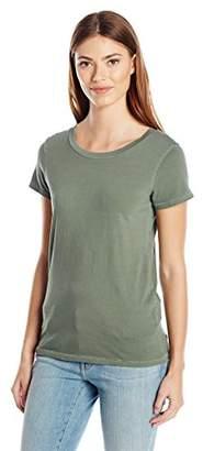 Alternative Women's Short Sleeve Cotton Jersey T-Shirt
