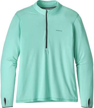 Patagonia Tropic Comfort 1/4-Zip Shirt - Men's
