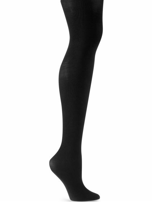 Matte opaque tights