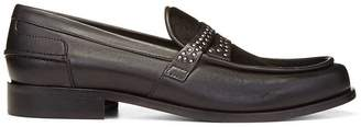 Donald J Pliner SAWYERSP, Calf Leather and Haircalf Loafer