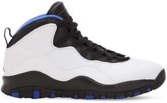 Nike Jordan 10 Retro High Top Sneakers