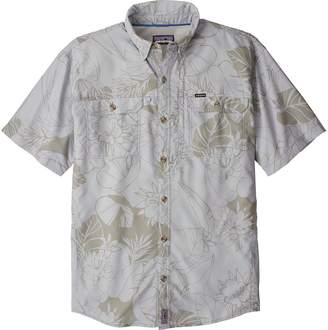 Patagonia Sol Patrol II Short-Sleeve Shirt - Men's