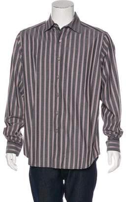 Robert Graham Patterned Woven Shirt