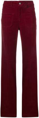 Vanessa Bruno corduroy flared trousers