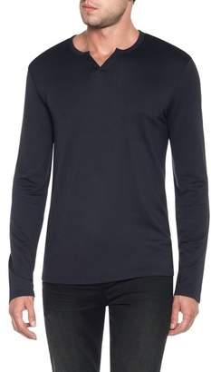 Joe's Jeans Wintz Long Sleeve Henley