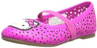 Hello Kitty Lil Baylee Ballet Flat (Toddler)