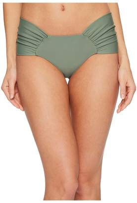 Luli Fama Cosita Buena Scrunch Ruched Back Bikini Bottom Women's Swimwear