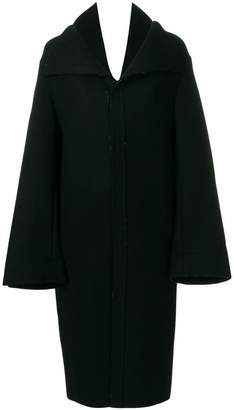 Yohji Yamamoto V back coat