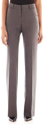 WORTHINGTON Worthington Essential Curvy Fit Trouser Pants - Tall