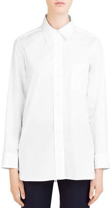 Gerard Darel Cotton Tunic Shirt - 100% Exclusive