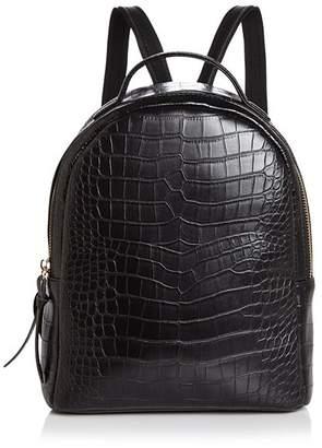 Aqua Mini Croc-Embossed Backpack - 100% Exclusive d3701d4979