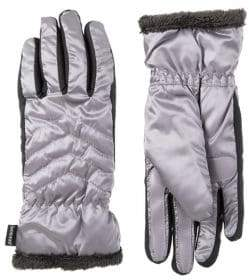 Isotoner Fleece-Lined Gloves