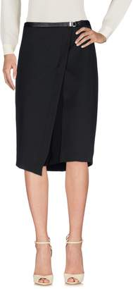 Trussardi JEANS Knee length skirts - Item 35348676CX