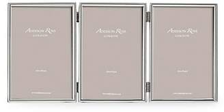 Addison Ross Silver Triple Frame