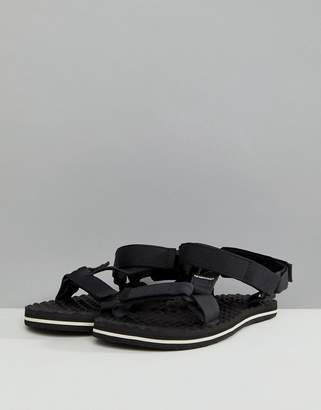 The North Face Base Camp Switchback Sandals in Black/White