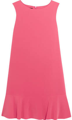 Moschino Stretch-crepe Mini Dress - Fuchsia