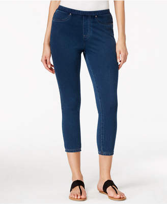 Style & Co Petite Capri Jeggings, Only at Macy's $36.50 thestylecure.com