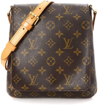 Louis Vuitton Monogram Musette Salsa Long Strap Crossbody Bag Vintage