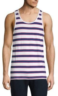 Alternative Miggy Stripe Cotton Tank Top