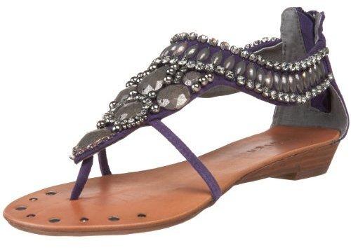 ZiGiny Women's Myrtle Thong Sandal