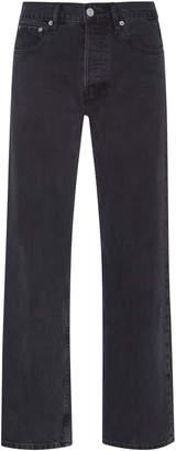 Adaptation Simple Straight Leg Jeans