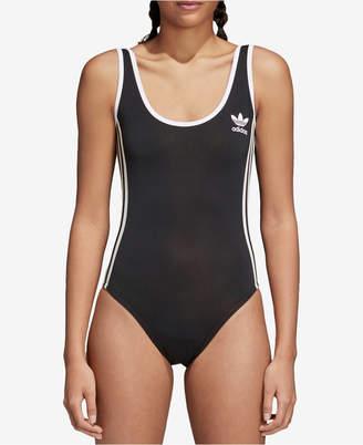 adidas adicolor Scoop-Back Sleeveless Bodysuit