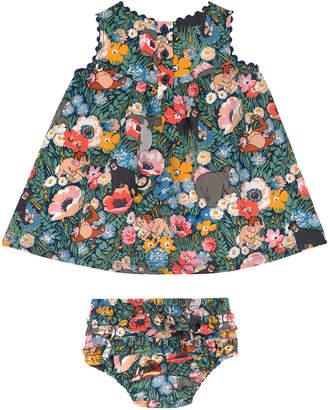56895861bad94 Cath Kidston Jungle Book Jungle Flowers Baby Eleanor Dress