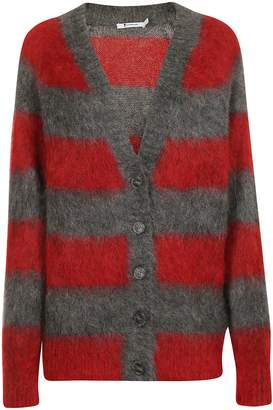 Alexander Wang Striped Cardigan