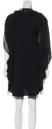 Valentino Virgin Wool Mini Dress
