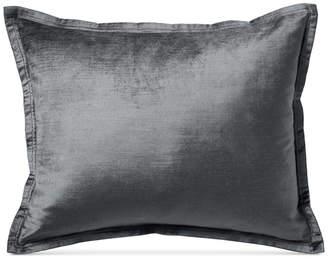 """Donna Karan Exhale Taupe 16"""" x 20"""" Decorative Pillow"""