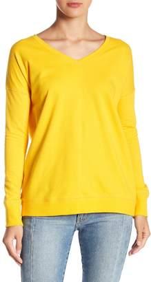 Nostalgia V-Neck Pullover Sweater