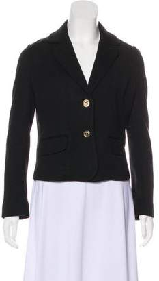 Tory Burch Wool Knitted Blazer