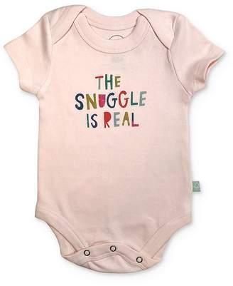 Finn & Emma Girls' The Snuggle Is Real Bodysuit - Baby