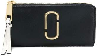 Marc Jacobs Snapshot metà zip wallet