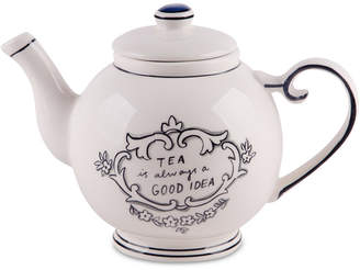 Home Essentials Molly Hatch Good Thoughts Teapot