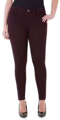 Jordache Women's Plus-Size Super Skinny Denim Jeggings
