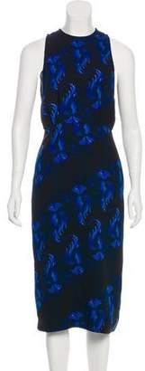 Rachel Comey Printed Midi Dress
