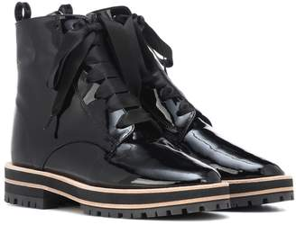 Repetto Patent leather ankle boots