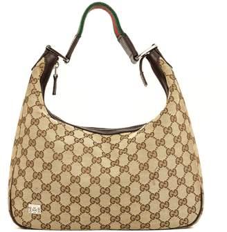 Gucci GG Monogram Web Hobo (3970005)