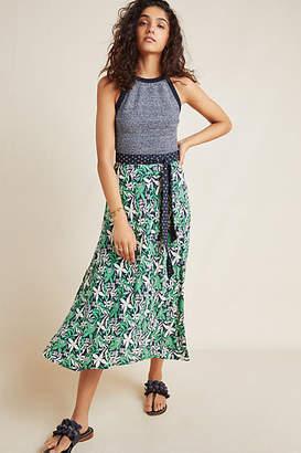 Velvet by Graham & Spencer Susannah Wrap Midi Skirt
