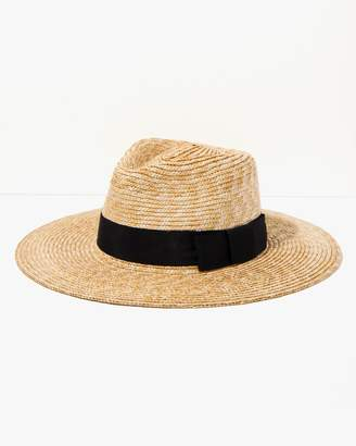 7 For All Mankind Joanna Hat in Honey
