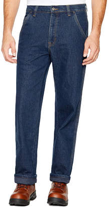 Smith Workwear Thermal Lined Carpenter Denim Pant