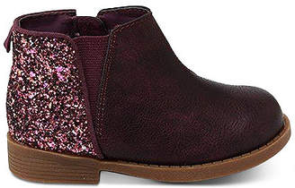 Osh Kosh Toddler & Little Girls Daria-G Glitter Booties