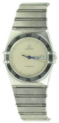 Omega Constellation Stainless Steel 1988 34mm Watch