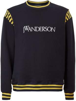 J.W.Anderson Varsity Logo Sweatshirt